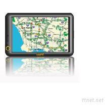7寸GPS(站立式寬屏液晶彩色導航系統)