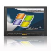 8寸站立式寬屏觸摸屏顯示器/多媒體監視器