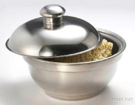 不鏽鋼隔熱碗