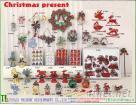 聖誕吊飾系列