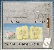 鐵線製廚房和衛浴用品