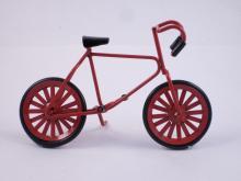 袖珍娃娃屋配件(迷你腳踏車)