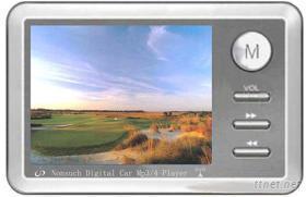 汽车影音MP3/MP4(2.0寸屏)