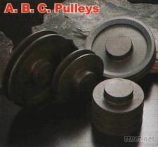皮帶輪工業配件