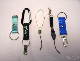 織帶手機繩