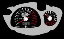 電子指針式碼錶