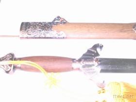 中國刀劍(蔣氏蝙蝠劍)