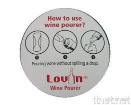 倒酒器( Wine Pourer)