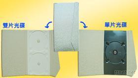 CD盒, 光碟盒