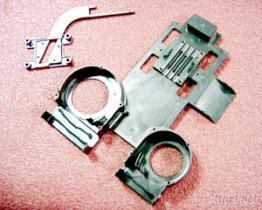 鋁鎂合金沖壓鑄件