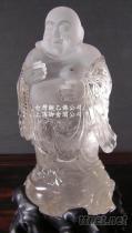 天然水晶雕刻