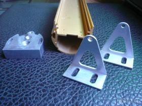 LED铝合金外壳及五金配件