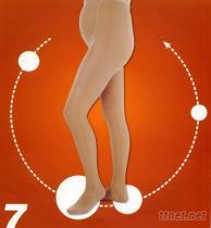 孕婦型彈性健康褲襪