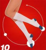 彈性健康襪