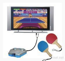 乒乓球电视游戏机