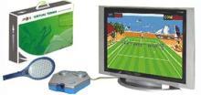 羽毛球电视游戏健身机