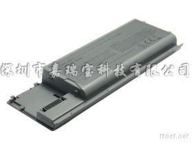 厂家供应全新DELL笔记本电池 D620