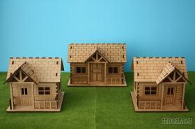 DIY 組合式小木屋系列 - CL-1123