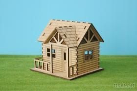 DIY 組合式小木屋系列 - CL-1001