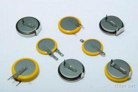 鋰錳扣式插腳電池