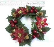 人造聖誕節花環