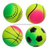 三色螢光運動球