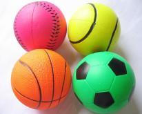 螢光運動球