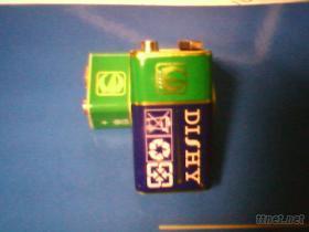 9V方形乾電池