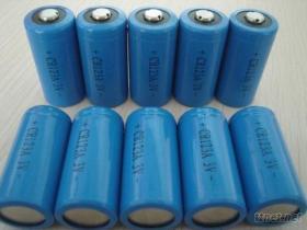 CR123A鋰電池