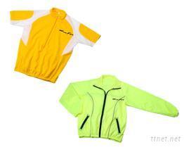 自行车车衣 萤光外套 夹克