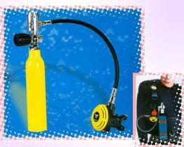 潜水换气装备