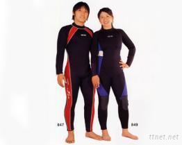潛水防寒衣