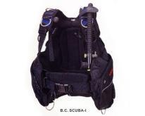 B.C.D潛水浮力調整救生衣