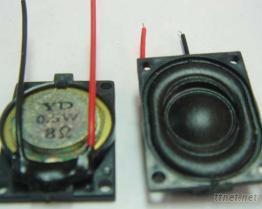 超薄型扬声器