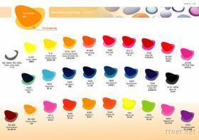 顏料色膏(Pigment Resin Color)