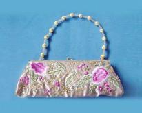 珠飾手提包
