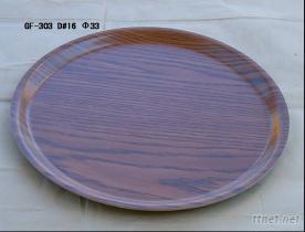 高級木製盤