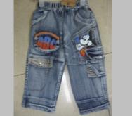 男童牛仔褲