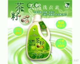 《TEA POWER 》天然茶籽洗衣素-2.3KG