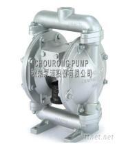 台灣秋榮泵浦氣動式雙隔膜泵浦/BA100