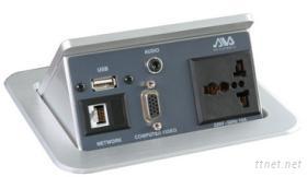 AVA桌面插座
