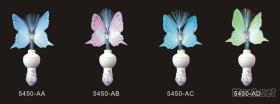LED光纖蝴蝶燈