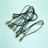 手机绳、钢丝绳、铃铛、钥匙圈、波珠链、鳄鱼夹、钢丝圈、手机吊饰、龙虾扣