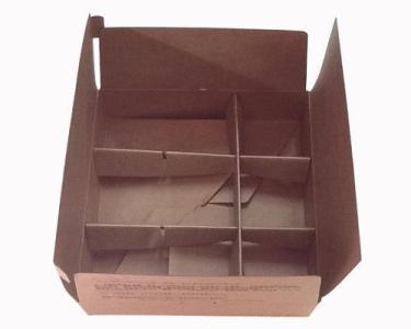 綠豆椪包裝盒,瓦楞紙盒