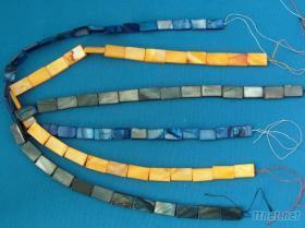 天然淡水珍珠貝項鏈