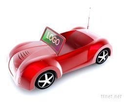 手機座收音機LCD鐘