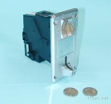 大型游乐设备配件, 信息投币器 coin 电子