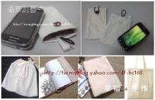 胚布袋, 棉帆布袋
