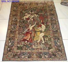 丝绸地毯系列