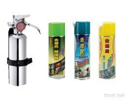 家用清洁剂喷雾罐